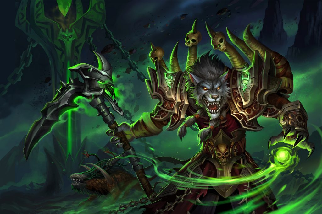 5 Reasons to Play World of Warcraft after Legion Release